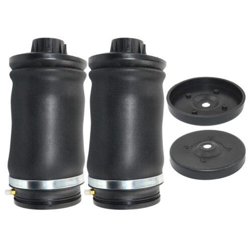 AP02 Pair Rear Air Ride Suspension repair bags for Mercedes GL X164/ML W163 X164 1643200225 1643200425 1643200625 1643200725