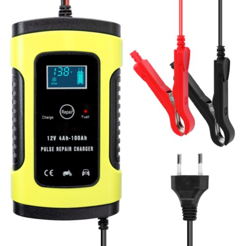 Automatic 12v Car Battery Charger