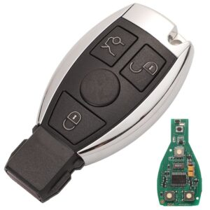 Mercedes Smart Key Shell