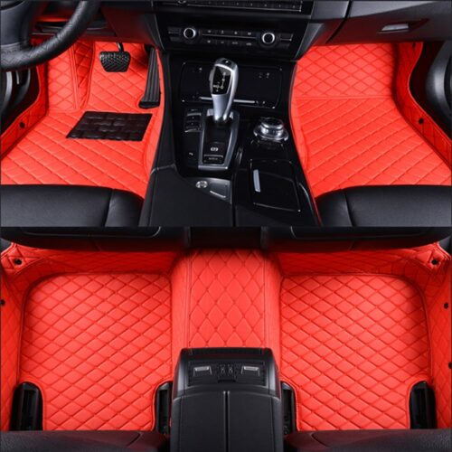 Jaguar Carpet Floor Mats