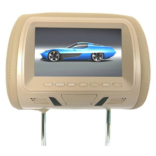 7 inch Headrest Monitors