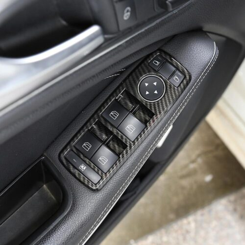 Power Window Switch ABS Trim For Mercedes Benz