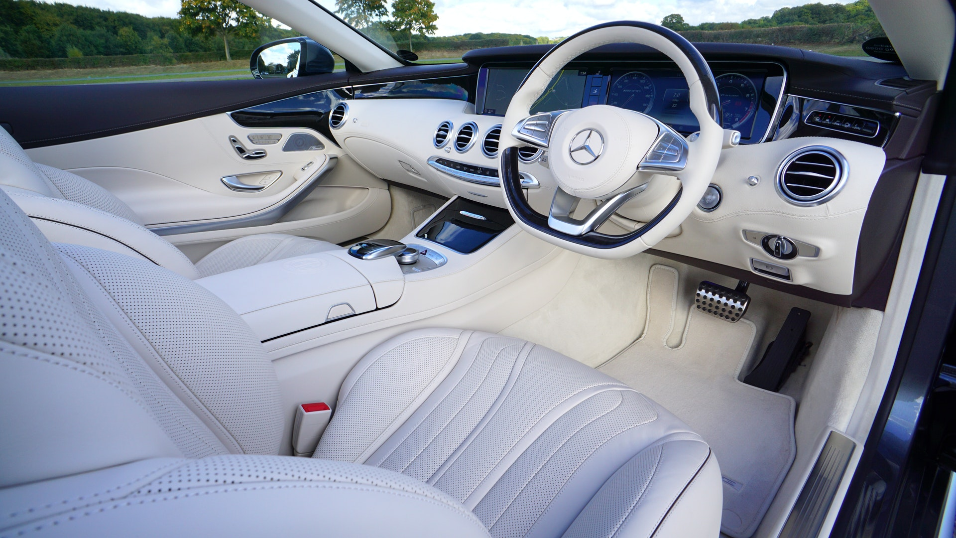 Elegant car interior upgrades