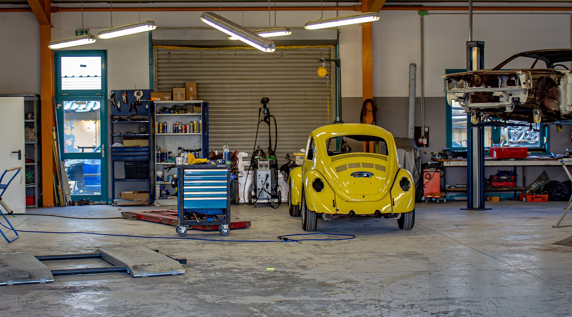 How to add value to your car VW garage