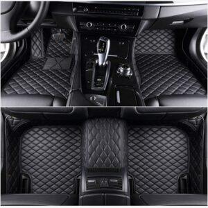 Leather Auto Floor Mats
